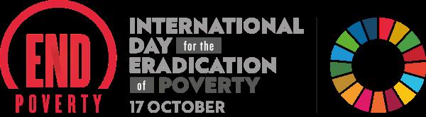 بنر جهانی روز جهانی ریشه کنی فقر