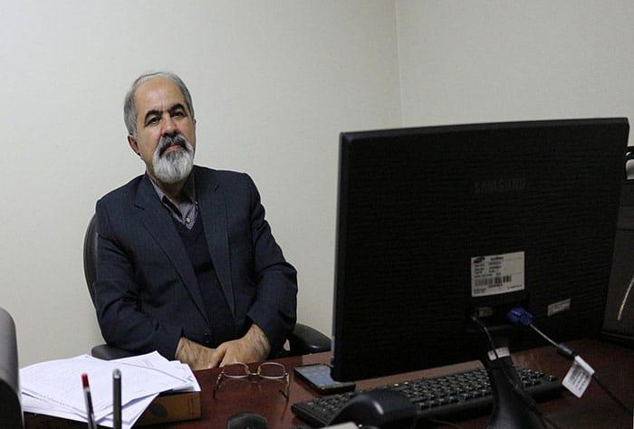 ایرج اسدی آرا مددکار اجتماعی