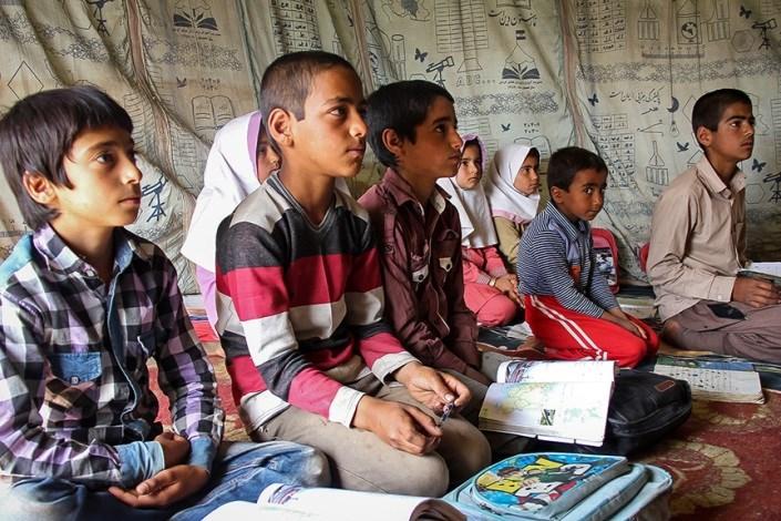 کمک غیر نقدی به کودکان برای تحصیل