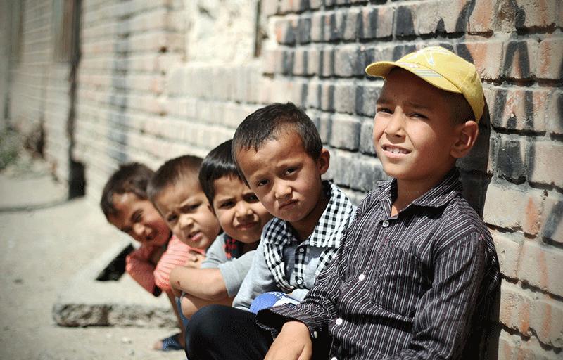 بچه های کار و نیازمند