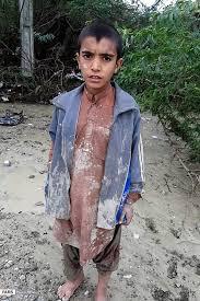 وضعیت مرم سیل زده سیتان و بلوچستان