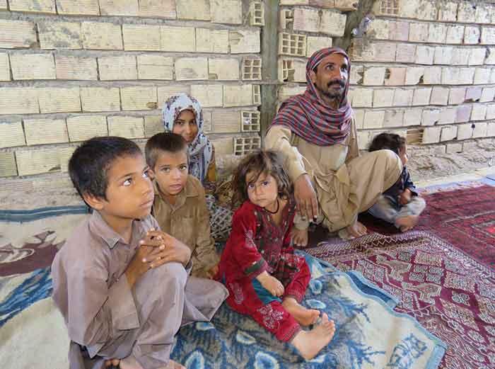 افزایش جمعیت خانواده فقیر
