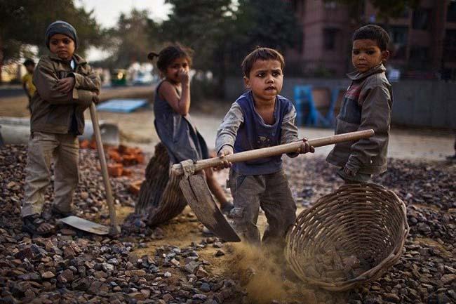 کمک واقعی به کودکان کار