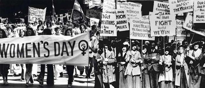 اعتراضات حقوق زنان