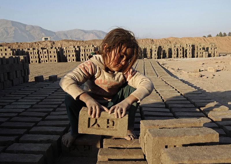 مشکل کار برای کودکان