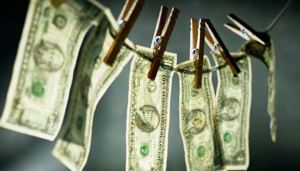 پولشویی در خیریه