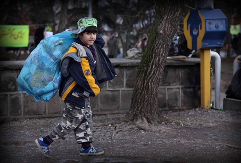 کودک بازمانده از تحصیل